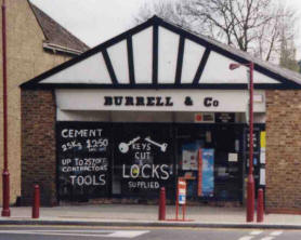 Burrell and Co - Key cutting and locks.